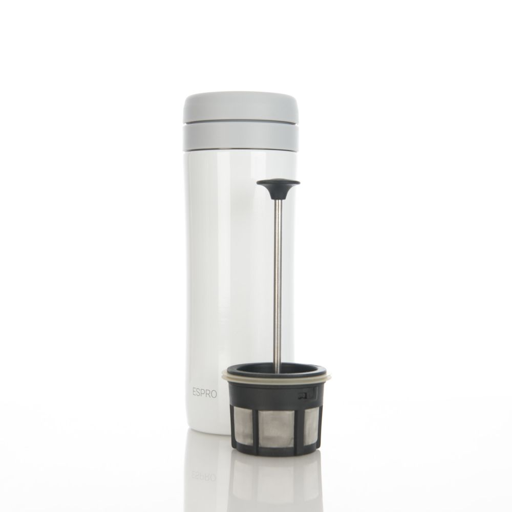 ESPRO Travel Press - 350 ml (bílý)