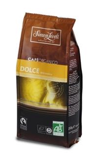 Simon Lévelt DOLCE Mild Arabica - BIO mletá káva 250 g
