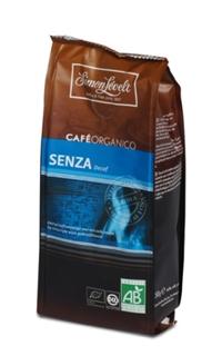 Simon Lévelt SENZA (bez kofeinu) - BIO mletá káva 250 g
