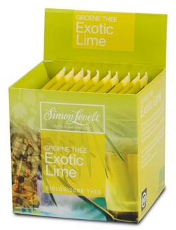 Simon Lévelt Exotic Lime Green - sáčky 10 ks