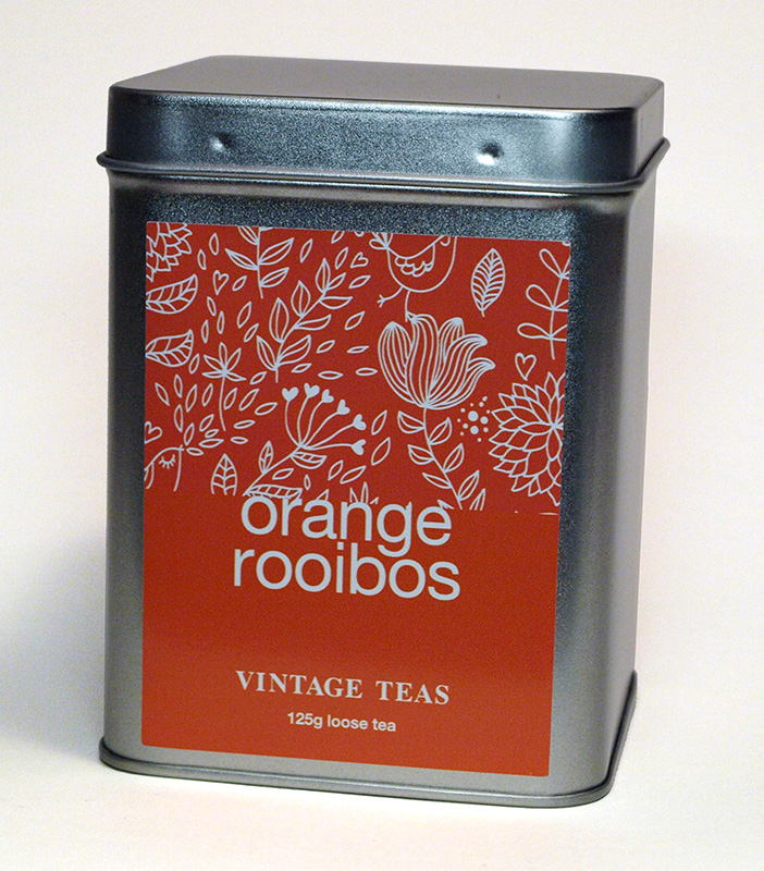 Vintage Teas Rooibos s pomerančem (Jižní Afrika) - sypaný 125g