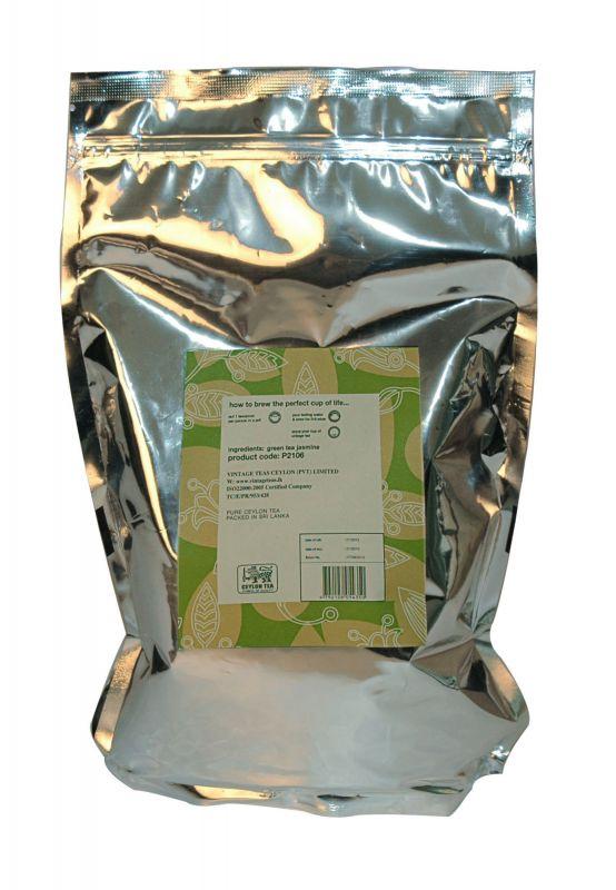 Vintage Teas Zelený čaj s jasmínovými květy GP1 - sypaný 1kg