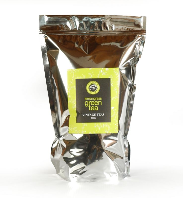 Vintage Teas Zelený čaj s citronelou sypaný 1kg