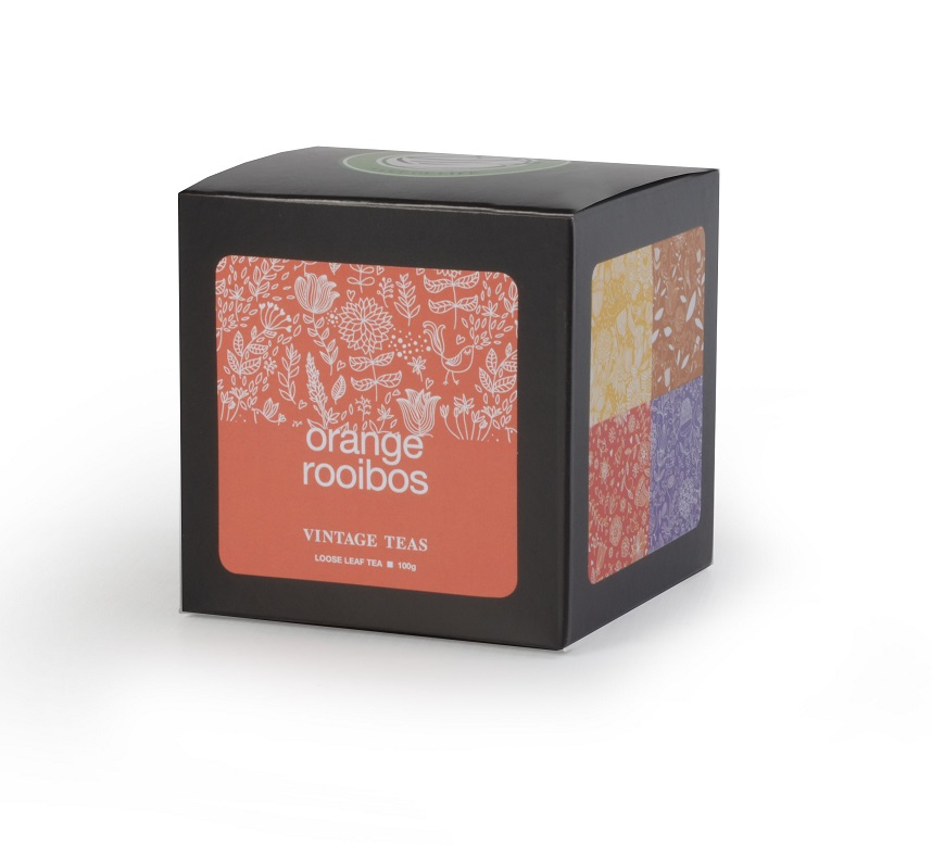 Vintage Teas Rooibos Orange PREMIUM sypaný 100g