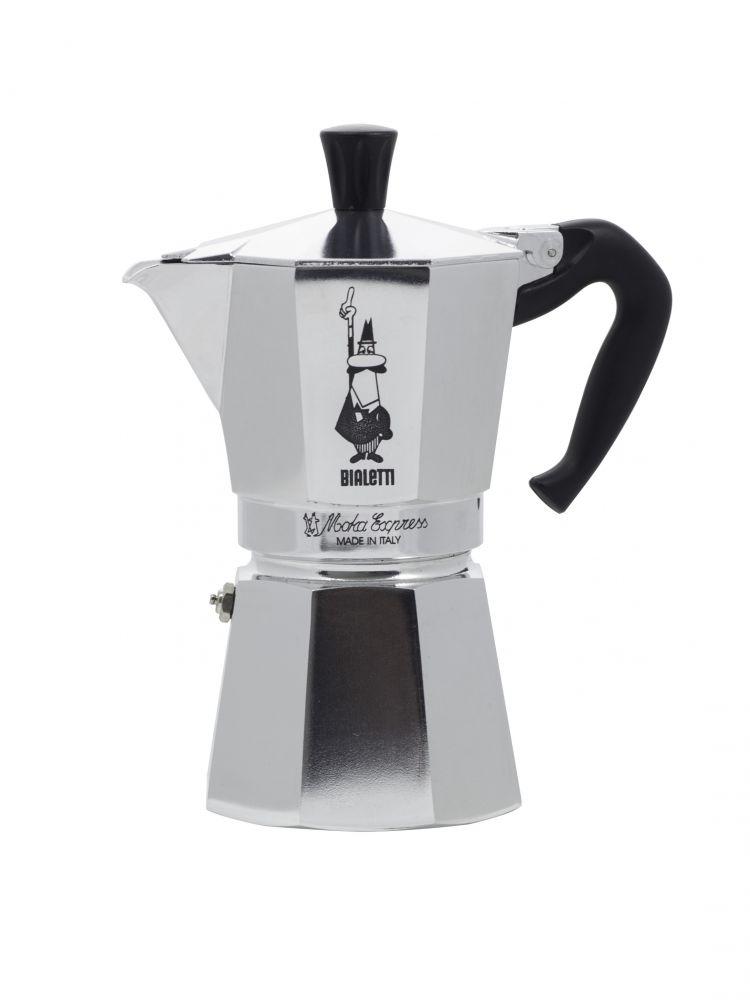 Bialetti Moka Express kávovar - 4 šálky