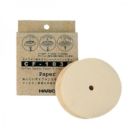 Hario papírové filtry pro vacpot (100 ks)