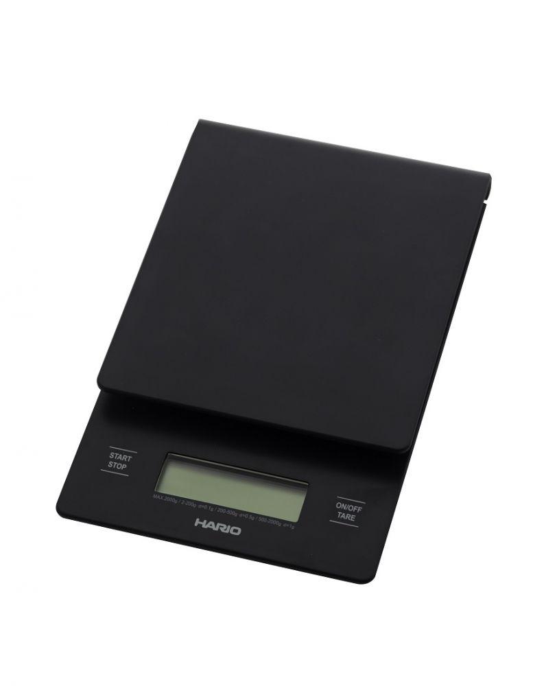 Hario Drip Scale - váha na filtrovanou kávu