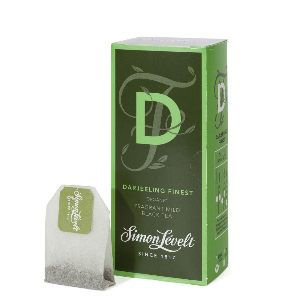 Simon Lévelt Darjeeling Finest - černý čaj 20ks x 2g
