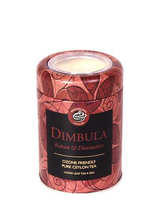 Vintage Teas sypaný černý čaj Dimbula 50 g