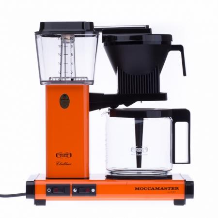 Moccamaster KBG 741 AO oranžový - Kávovar na filtrovanou kávu