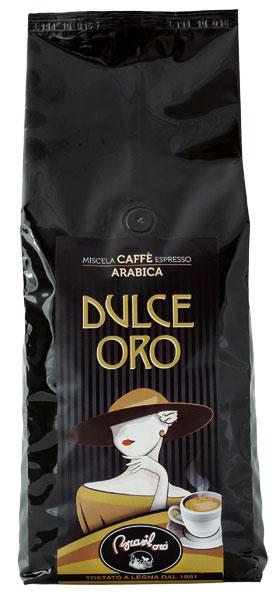 Brasil Oro Dulce Oro - 1 kg zrnková káva