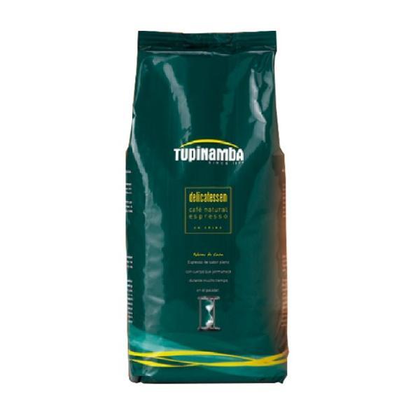 Tupinamba Café Dark Natural (80/20% Arabica/Robusta) - 1kg