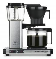 Moccamaster KBG 741 AO brushed/kovový - Kávovar na filtrovanou kávu