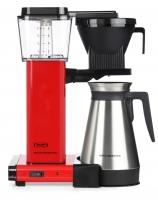 Moccamaster KBGT 741 AO červený - Kávovar na filtrovanou kávu (s termo nádobou)