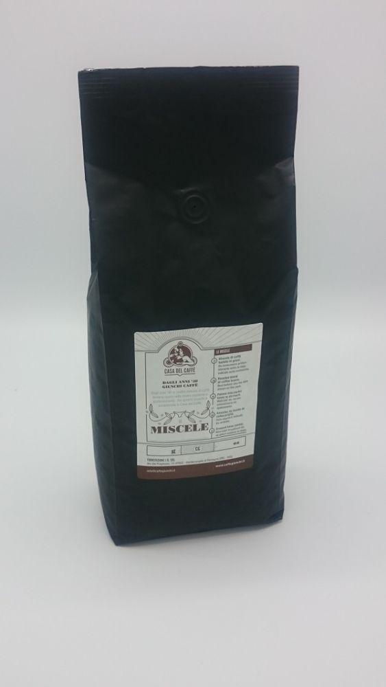 Casa del Caffe Chocolat - 1 kg zrnková káva