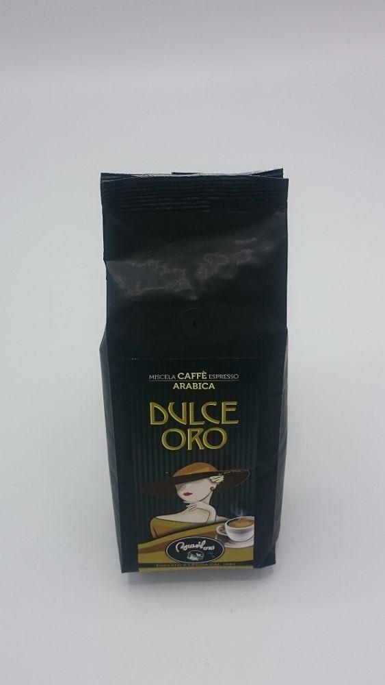 Brasil Oro Dulce Oro - 250 g zrnková káva